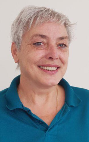 Christine Dubert, MFA, Praxis Dr. med. Jens Dirk Thieß, Hausarzt, Potsdam, Platz der Einheit 14.
